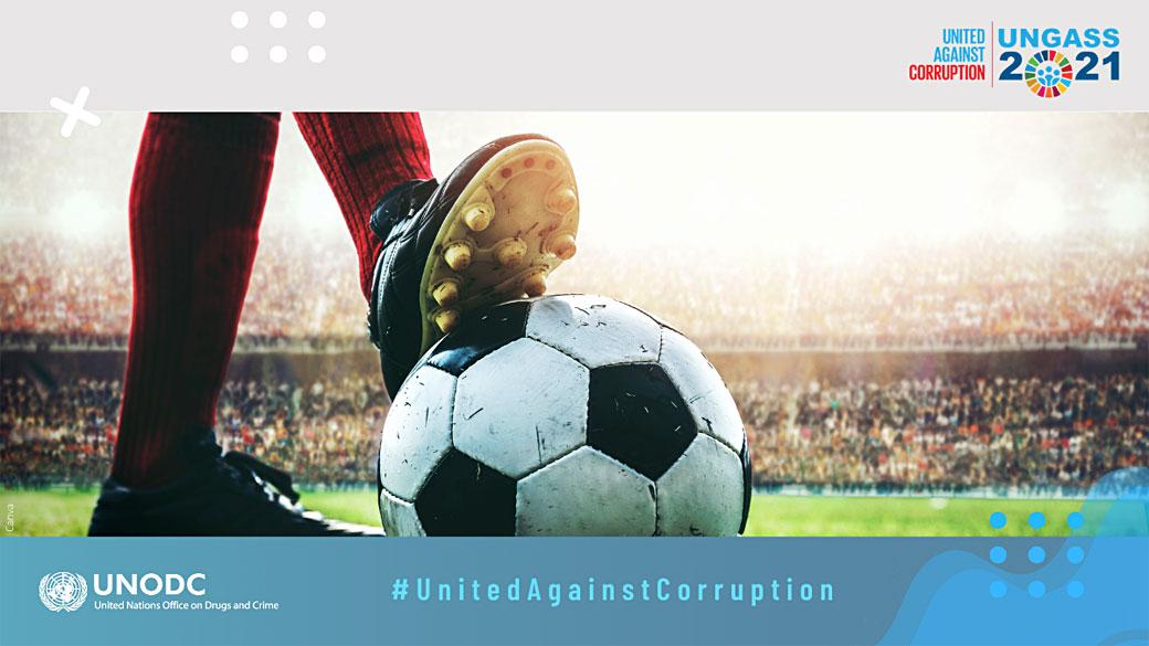 El Presidente de la FIFA refuerza su compromiso con la buena gobernanza en la Asamblea General de la ONU